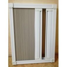 有框蜂巢簾十蚊網樣辦, 可用於窗口/隔房间